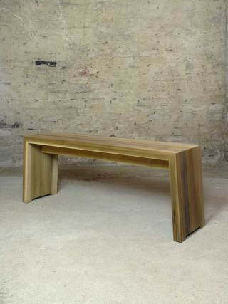 Bank 2<br/> UntreatedWhitewood<br/> 1255x305x480<br/> €480,-
